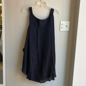 NWT Yunhi Sleeveless Silk Dress